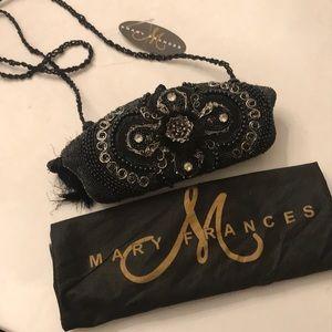 Mary Frances Evening shoulder Bag